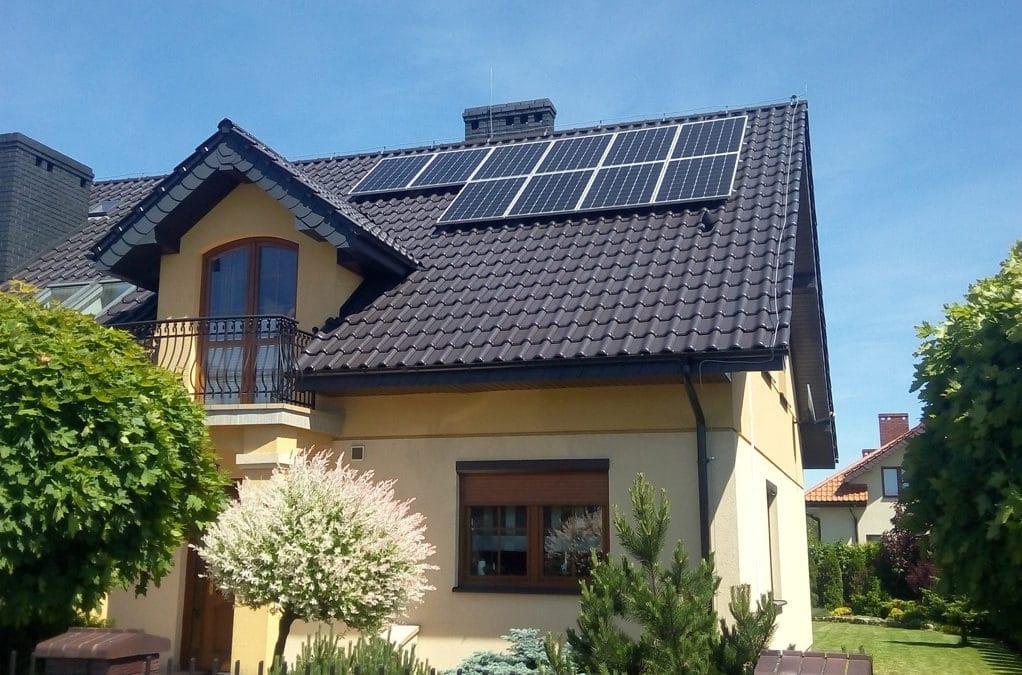 Od wschodu do zachodu słońca – Częstochowa 5,5 kWp