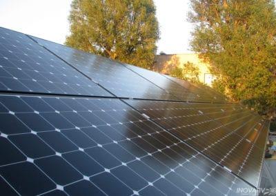 Wysoka wydajność na trudnym dachu, rozwiązanie optymalne – Warszawa Włochy 3,9 kWp