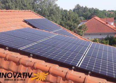 Inovativ instalacja fotowoltaiczna 10kWp Nadarzyn Solar Edge SE10K Longi Solar