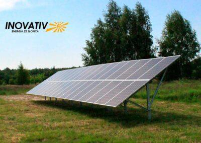 Ławki 10 kWp