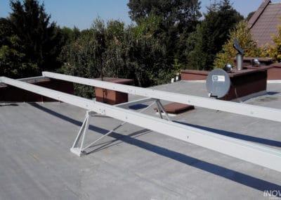 Instalacja paneli monokrystalicznych