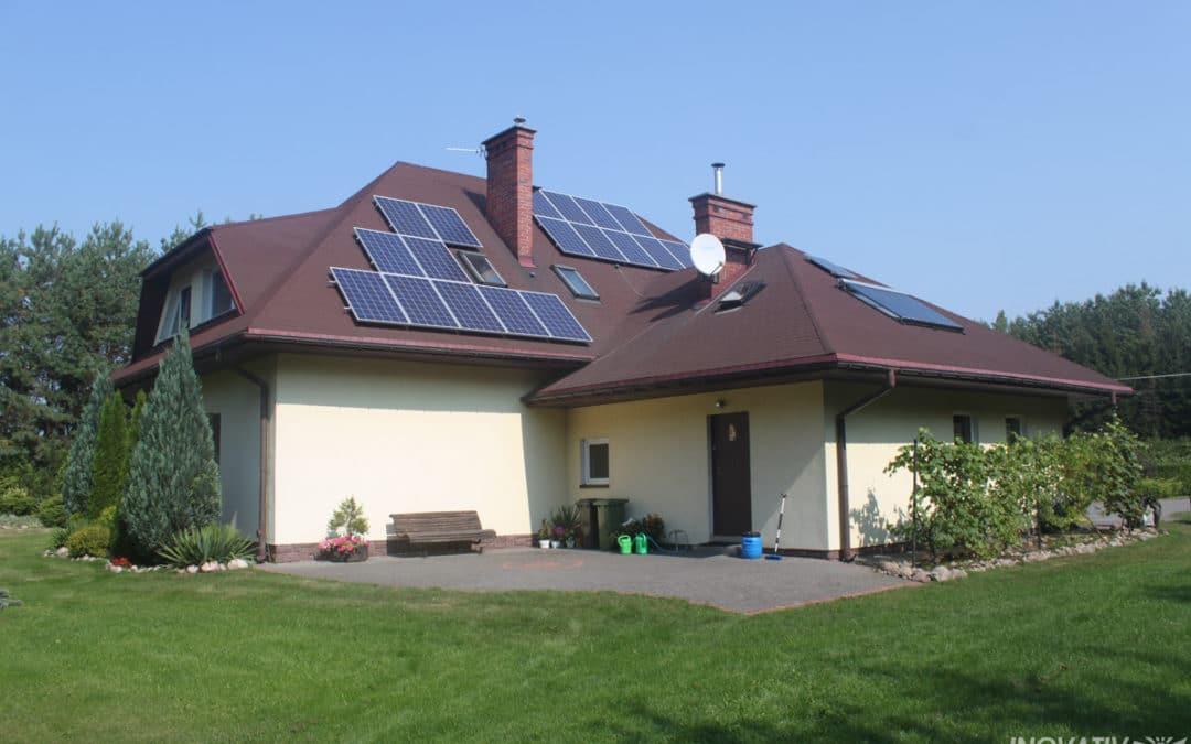 Instalacja dobrana do potrzeb i warunków – Solec 4,77 kWp