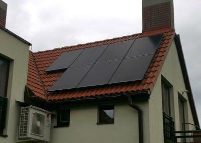 instalacja fotowoltaiczna 5kWp Piaseczno Inovativ panele Bruk-Bet Solar Fronius 2MPPT