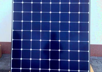 instalacja fotowoltaiczna 7kWp Sochaczew Inovativ panele BenQ AUO Solar 330Wp SunForte