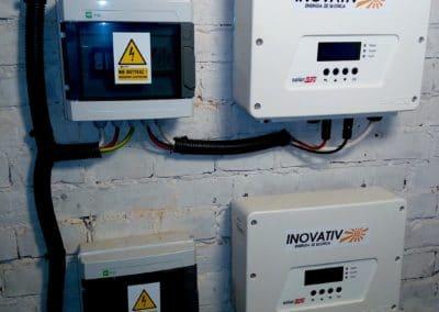 instalacja fotowoltaiczna Solar Edge Warszawa 5kWp Inovativ Novotegra